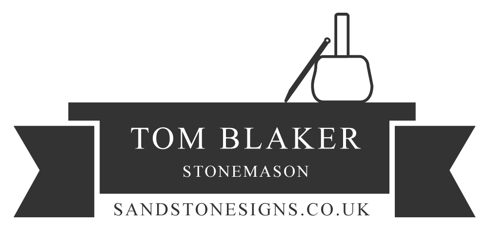 Hand Carved Stone Signs, Made in Yorkshire